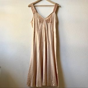 Mark Jacobs Silk Dress SZ M